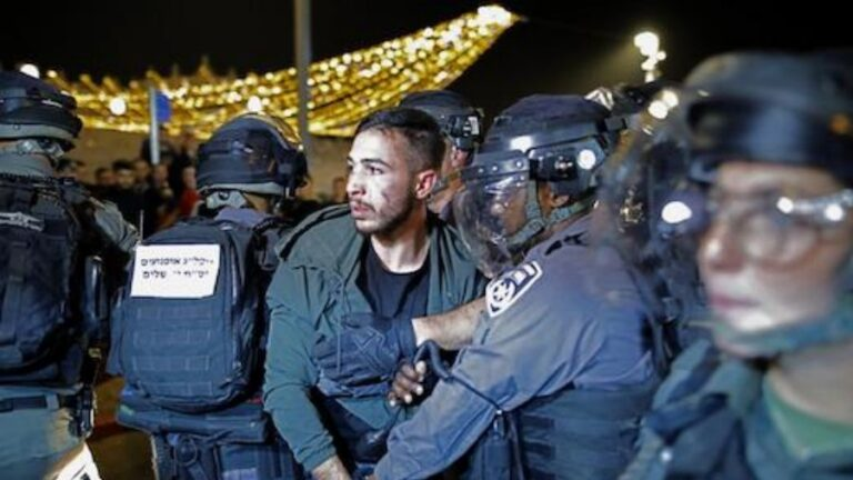 Jerusalem Protests: The Mob 'Breaking Faces' Learned from Israel's Establishment