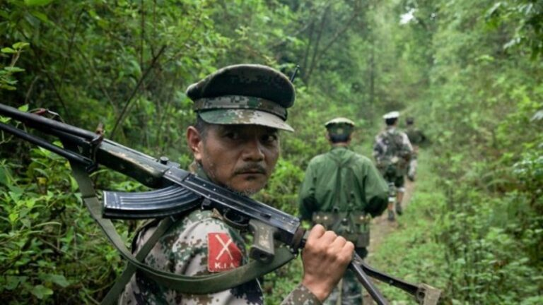 A Wider War Coming to Myanmar