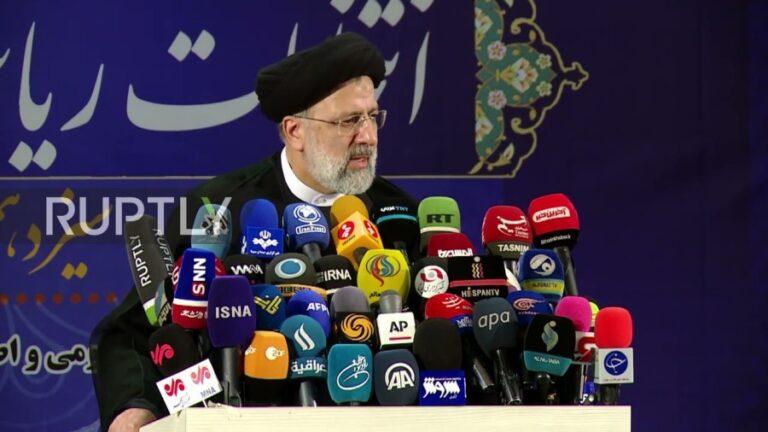 The Iranian Presidential Shocker