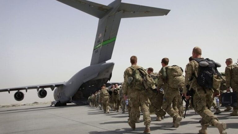 The U.S. will Leave Iraq as it did Afghanistan