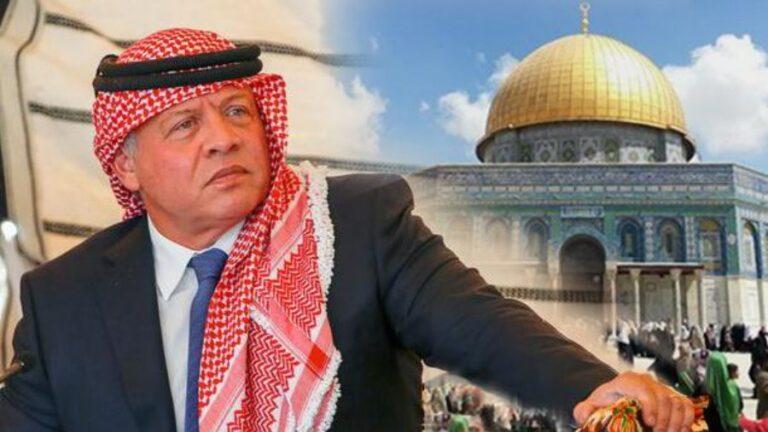 Maneuvering Jerusalem's Future: Upcoming DC Visit Puts Wind in Jordanian Monarch's Sails
