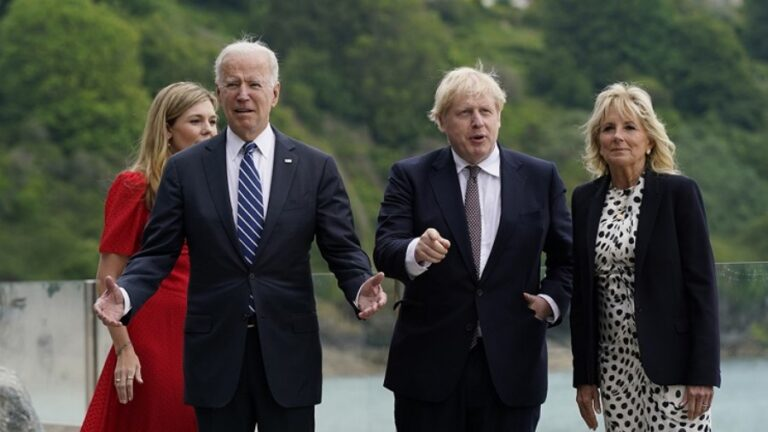 """On the """"Cornwall Consensus"""" as One of the Outcomes of Biden's European Tour"""