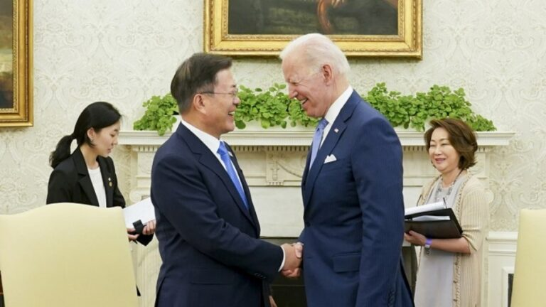Results of the Biden-Moon Summit and China's Response