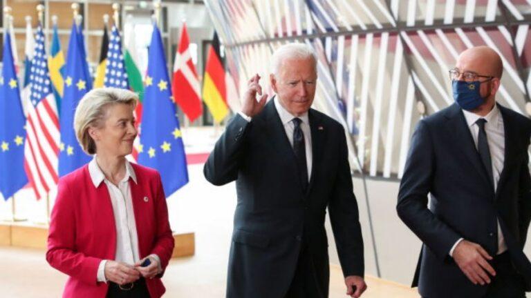 US, EU Blind Leading Blind
