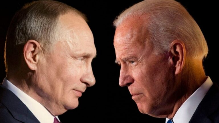 Republicans Should Applaud Biden's New Approach to Russia