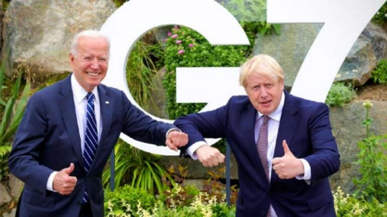 Johnson and Biden's G7 Atlantic Charter Is More Show Than Substance