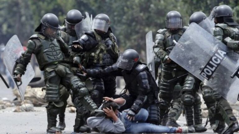 Colombia's Partnership with NATO Allows It to Breach Human Rights Without Condemnation