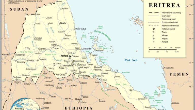Here's How Eritrea Became the Horn of Africa's Most Influential Country
