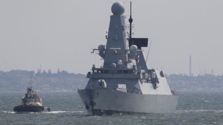 HMS Defender Versus The Russian Military: The Danger of Believing Your Own Propaganda