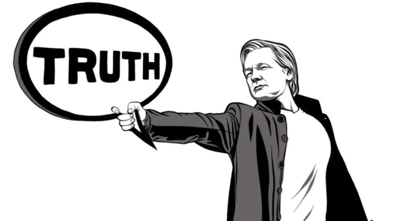 Julian Assange and the Collapse of the Rule of Law