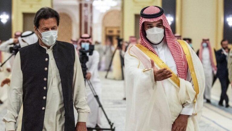 Rebirth of a Strategic Partnership between Saudi Arabia and Pakistan