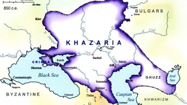 Uncensored History: Who Were the Khazars?