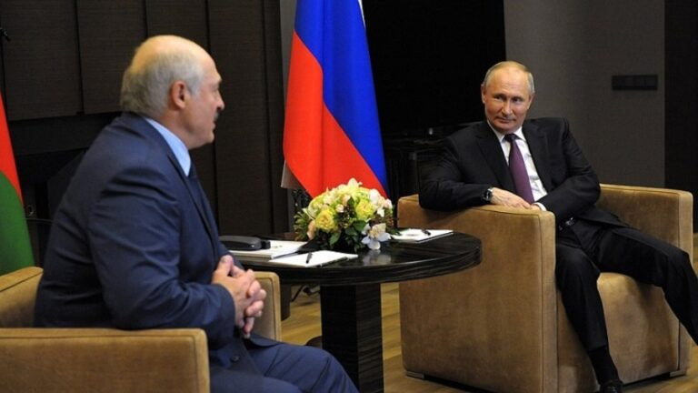 Does the West Counterintuitively Want Belarus to Become More Dependent on Russia?