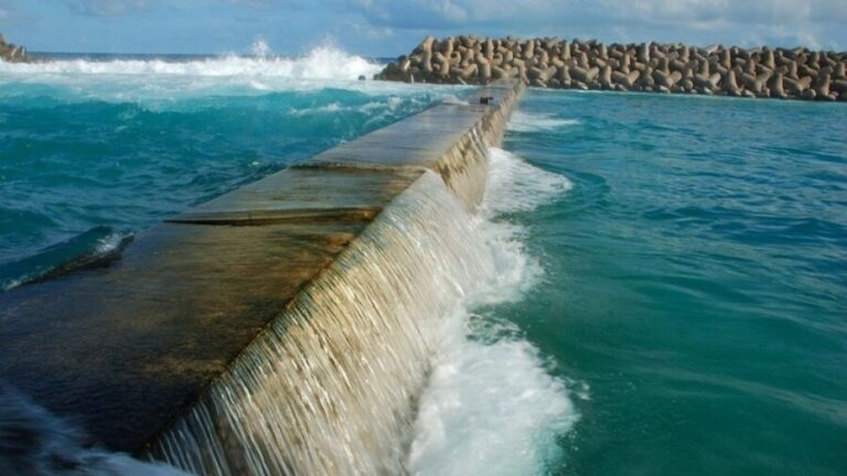 The Maldives are Sinking, What Can be Done About It?