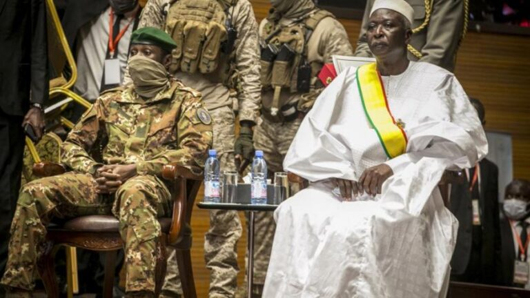 Malian Whirlwinds: AFRICOM and the Military Presidency