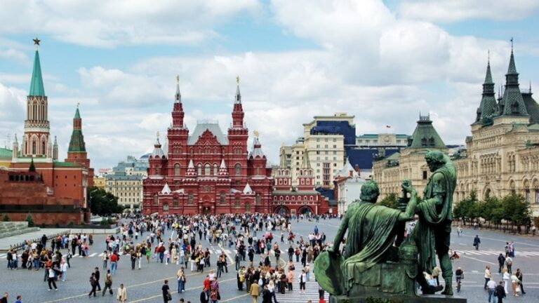 Russia's International Tourism Reforms Show That It Has Nothing to Hide