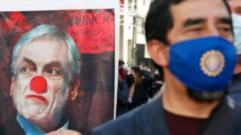 Chile's Sebastian Piñera Denounced at the ICC