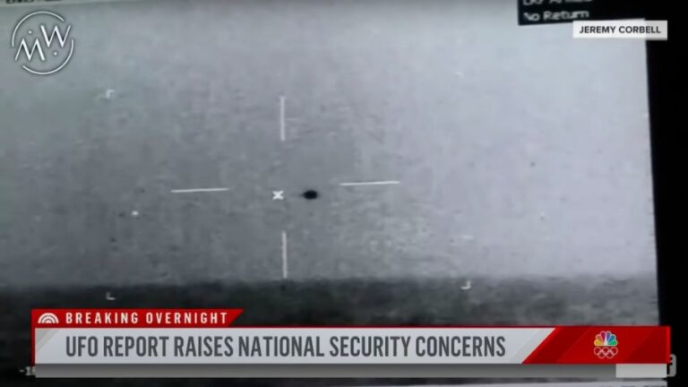 Media Converges on the Narrative That UFOs May Be Russian/Chinese Threat