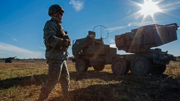 US Marine Corps Rebuilt to Confront China
