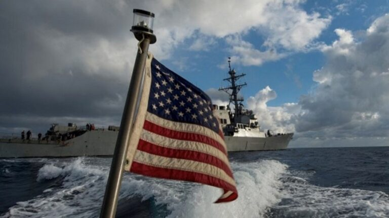 Will The US Stir Up More Trouble in the South China Sea This Summer?