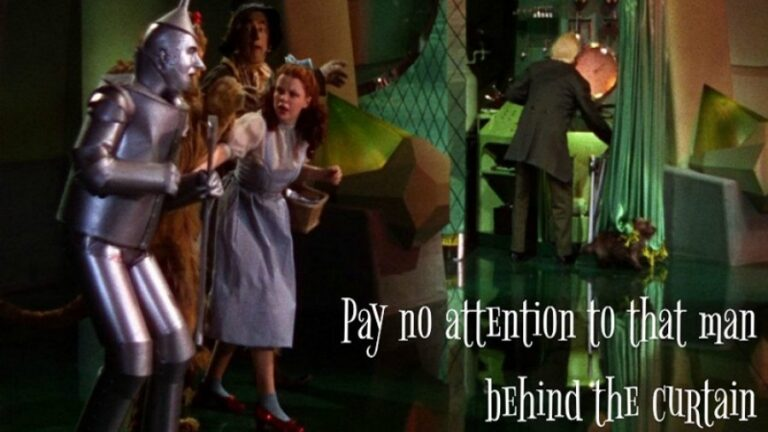 The Wizard Of Oz: The Dark Reality That the Deep State Hides from the World