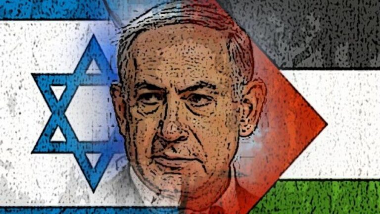Bibi and the One State Solution