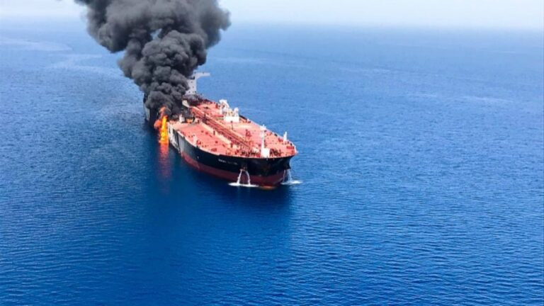A Critical Shift in the War for Oil