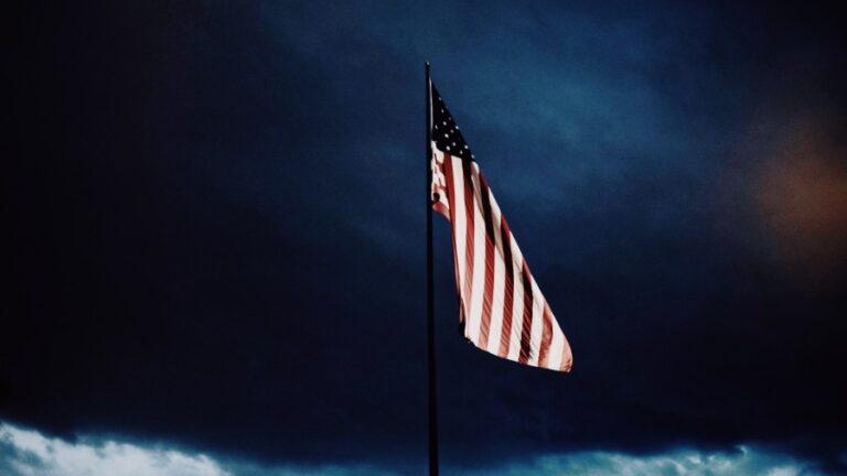 No Time to Relax: Dark Clouds in Biden's America