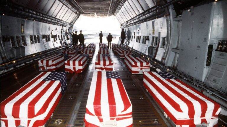 US Troops Die for World Domination, Not Freedom