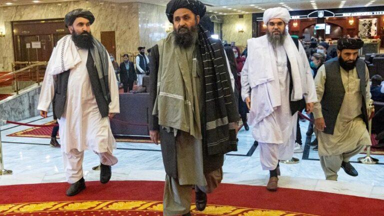 Say Hello to the Diplo-Taliban