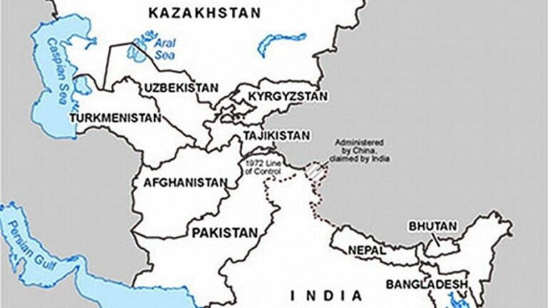 Russia's Endorsement of Central Asia-South Asia Connectivity Advances Multipolarity