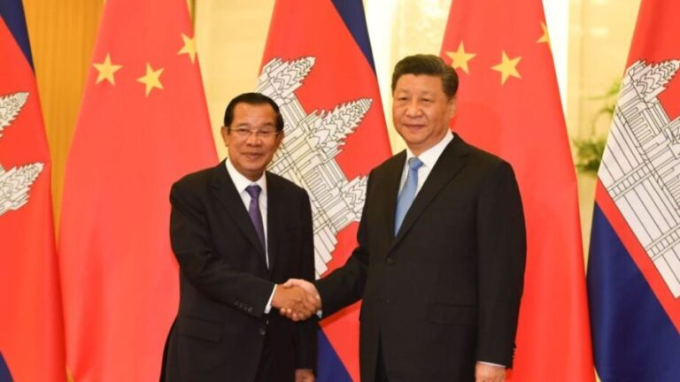 Cybercrime & Cambodia… Two Fronts of U.S. Hybrid Warfare on China