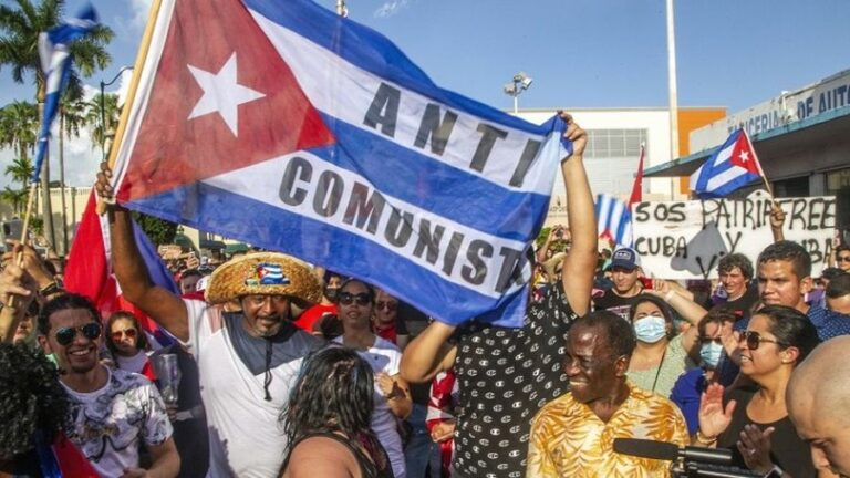 Cuba: US-Backed Color Revolution or Legitimate COVID-Inspired Protests?