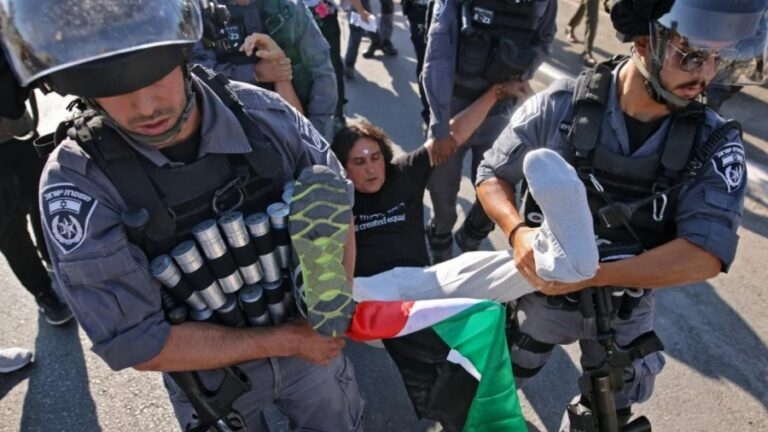 Israel: Racist, Violent Policing is at the Heart of Apartheid