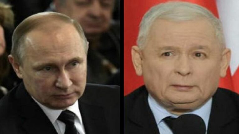 Former Polish PM Tusk Ridiculously Alleged a Kaczynski-Putin Conspiracy
