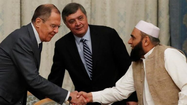Russia Is Right to Regard the Taliban as Reasonable