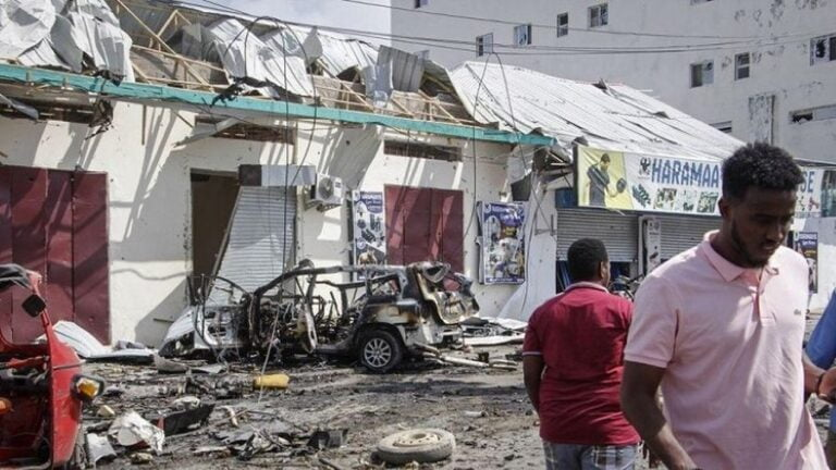 The Situation in Somalia May Trigger a New Civil War