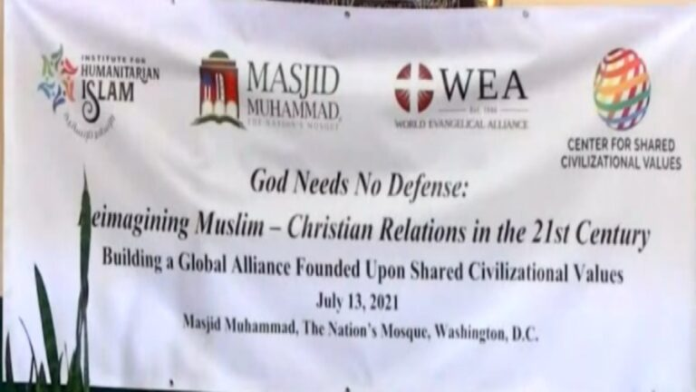 Defining Moderate Islam: Muslims and Evangelicals Forge an Alliance