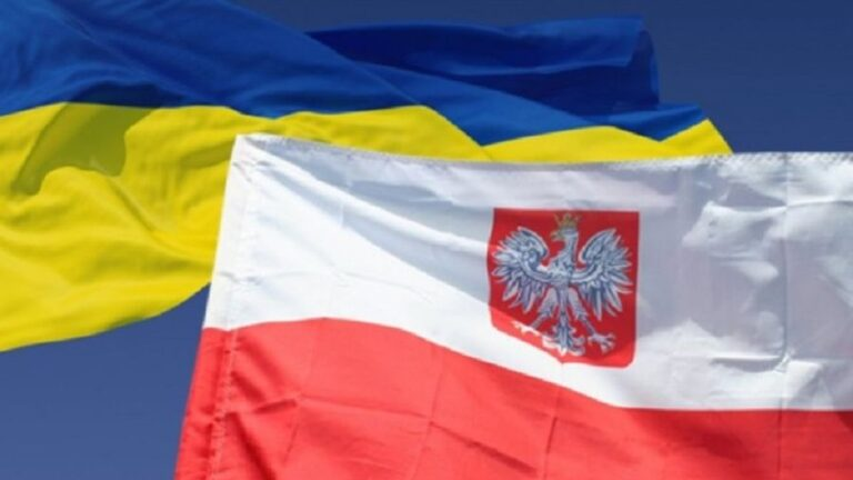 Poland Should Follow Ukraine's Lead by Using China to Balance the US