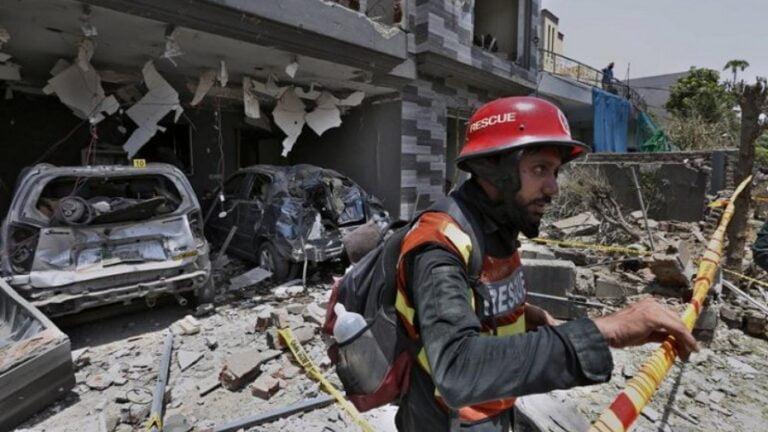 On the New Terrorist Attacks in Pakistan