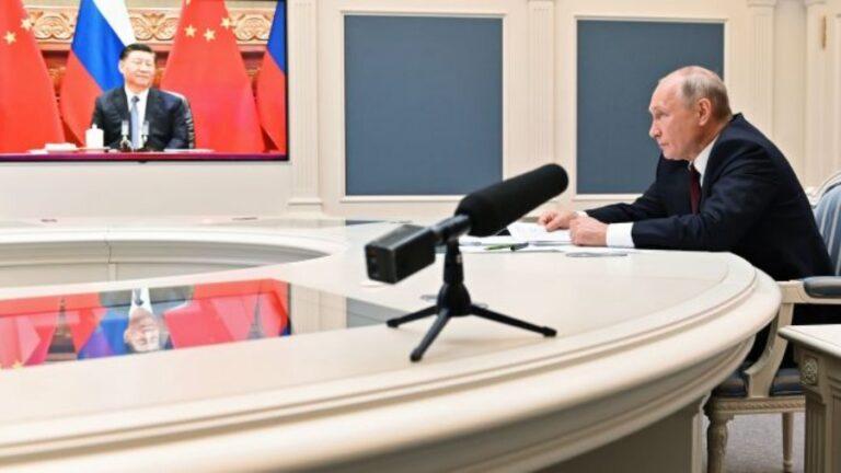 Russia-China the Endgame