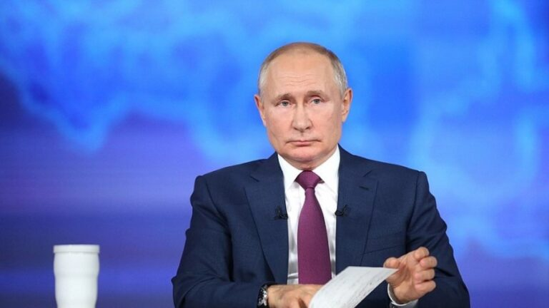 Putin's Q&A Covered COVID-19, Foreign & Domestic Affairs, and Climate Change