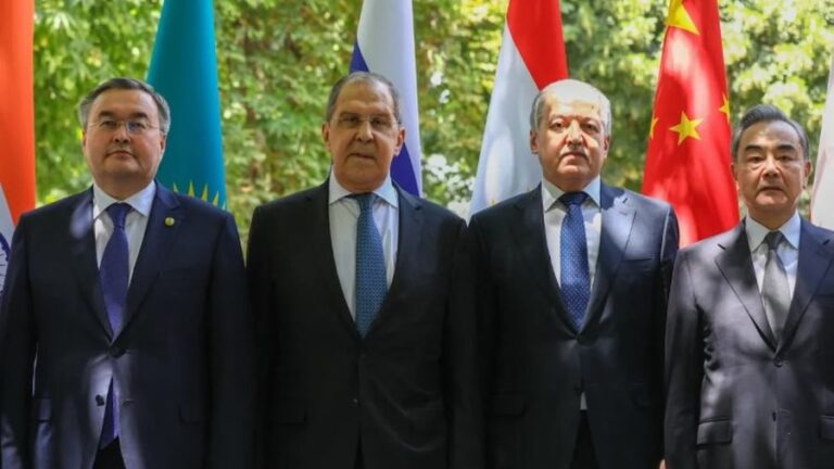 Russia-China Advance Asian Roadmap for Afghanistan