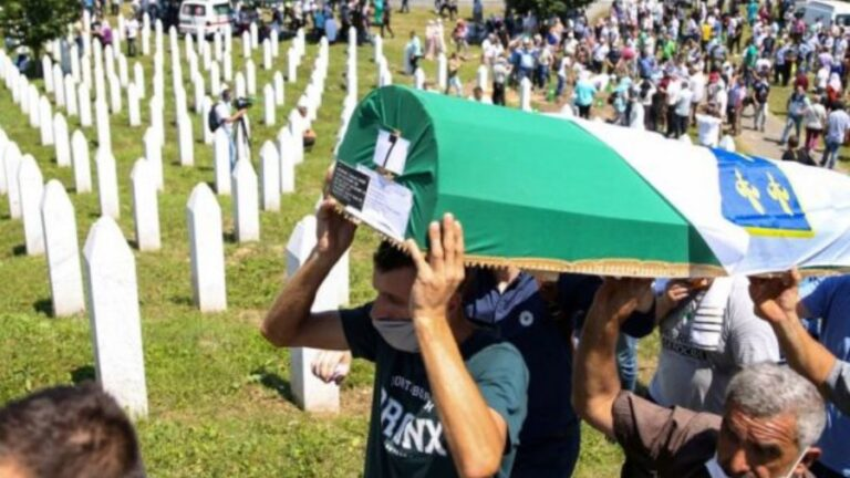 Srebrenica – a Genocide Narrative That Is Running Out of Steam