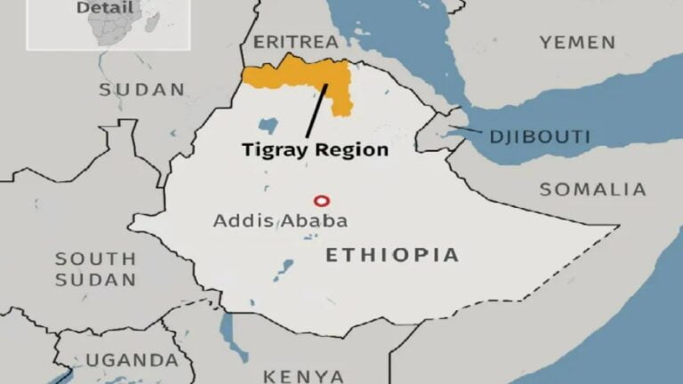 What Explains Ethiopia's Stunning Military Reversal in Tigray?