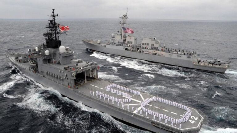 Japan's Defence White Paper