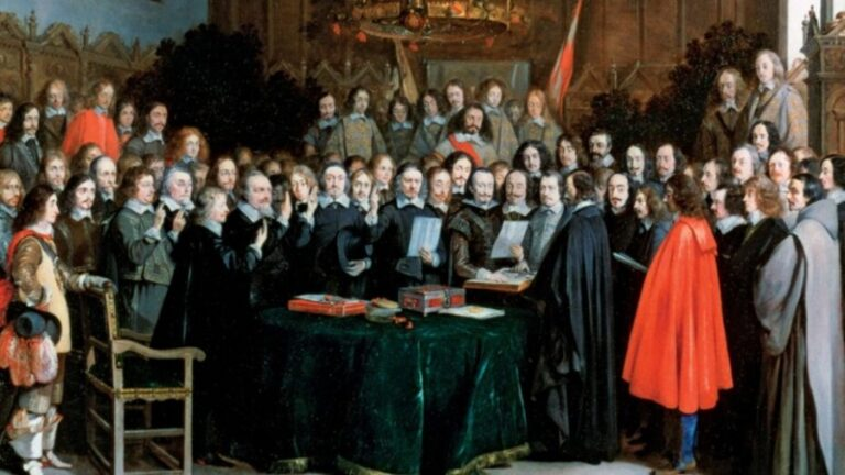 Why the 1648 Westphalian Treaty Must Be Defended as a Remedy to the Unipolar 'Rules-Based Order'