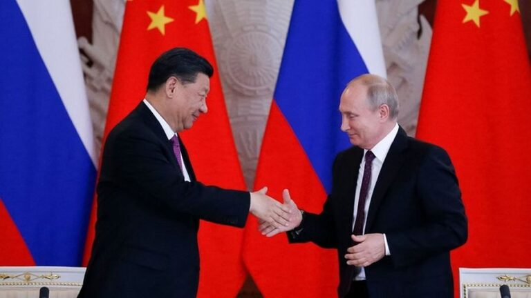 A Strategic Rapprochement between Beijing and Moscow Accelerates