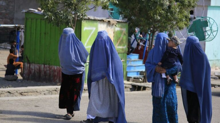 The Worst Countries for Women (Afghanistan Isn't on the List)