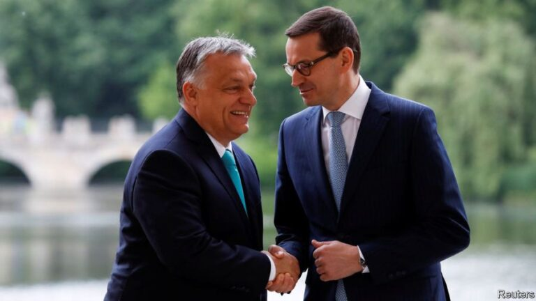 Today Hungary, Tomorrow Poland – Will German Pressure Cave Eastern Europe?